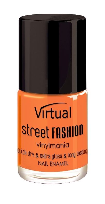 Lac de unghii Orange and the City 27 - Virtual Street Fashion