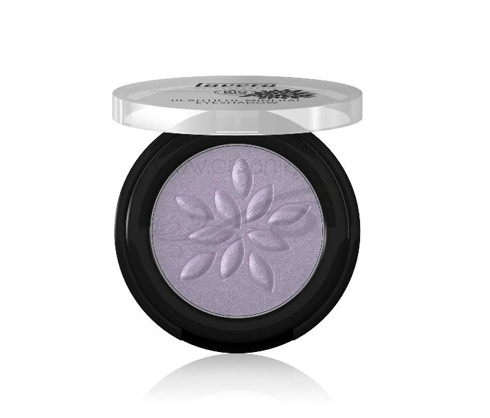 Fard bio de pleoape Frozen Lilac 18 - LAVERA
