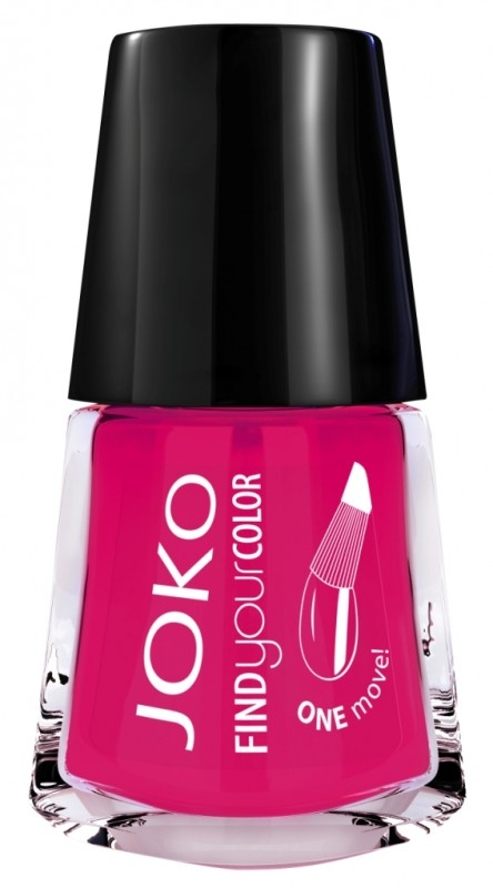 Lac de unghii What do you Pink 122 - Joko