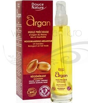 Ulei de argan pretios, 100 ml - Douce Nature
