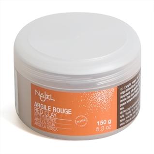 Argila rosie fina, 150 g - NAJEL