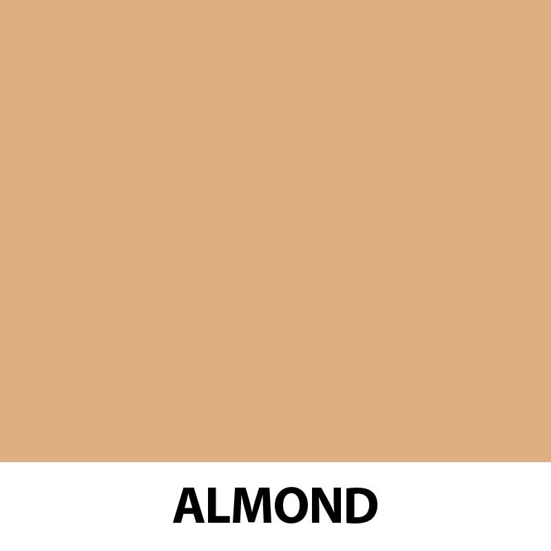 Pudra compacta organica, cu ingrediente florale, Almond - ZUII Organic