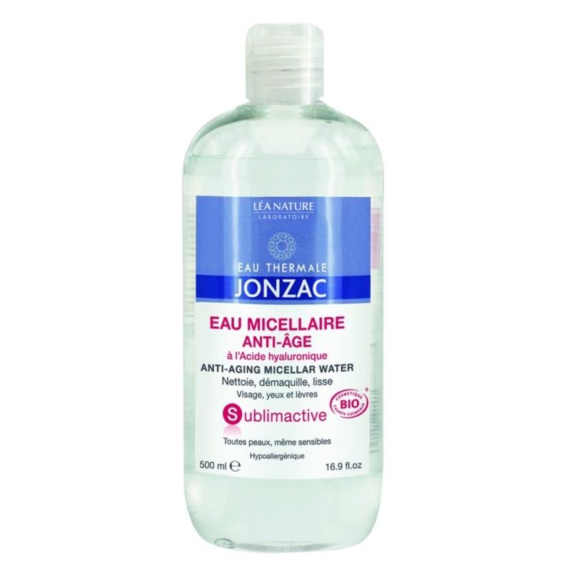 Apa micelara bio anti-age Sublimactive, 500 ml - JONZAC