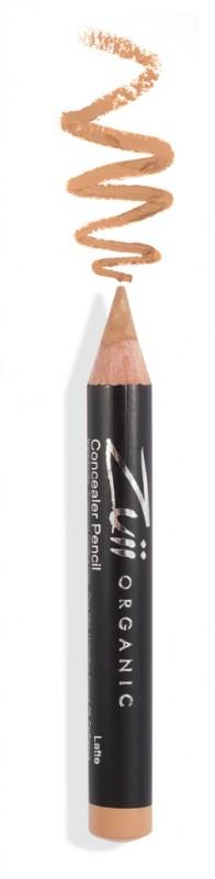 Creion corector organic pentru imperfectiuni, Latte - ZUII Organic