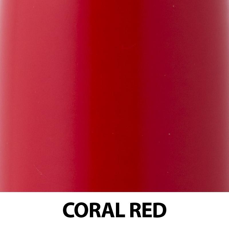 Ruj organic cu ulei de trandafiri, Coral Red - ZUII Organic