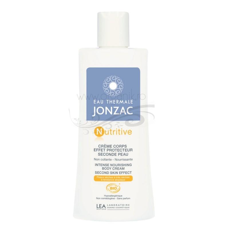 Crema de corp protectoare pentru piele uscata sau atopica Nutritive, 200ml - JONZAC