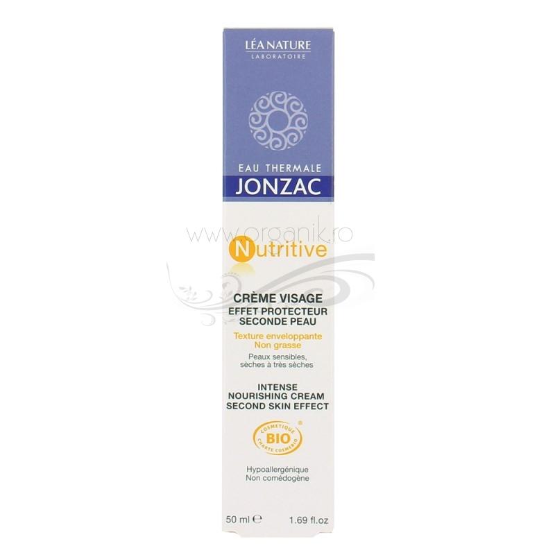 Crema nutritiva protectoare, ten sensibil uscat sau foarte uscat, Nutritive - JONZAC