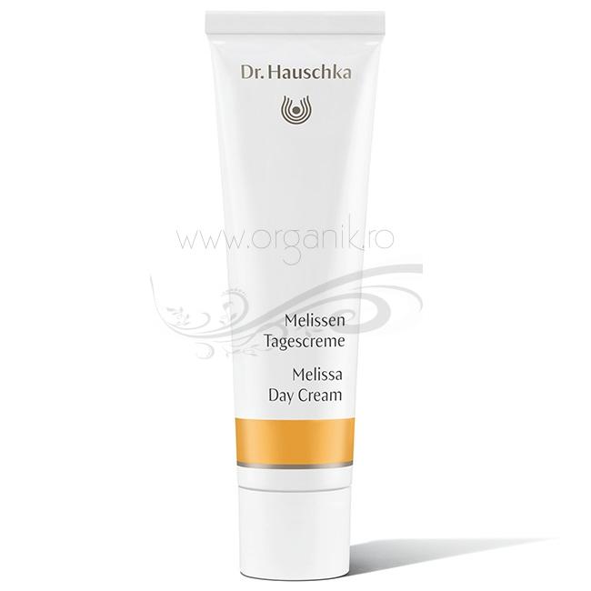Crema de zi cu melissa pentru ten mixt, 30 ml - Dr. Hauschka