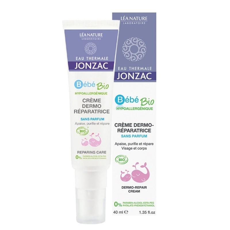 Crema dermo-reparatoare iritatii scutec BebeBio, 40 ml - JONZAC