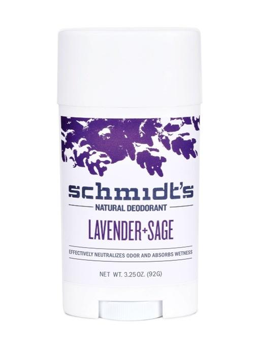 Deodorant stick cu bicarbonat, Lavender - Sage - Schmidts's Deodorant