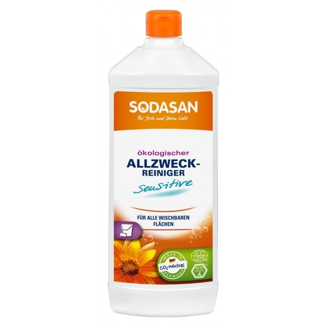 Solutie universala de curatare Sensitiv, 1L - Sodasan