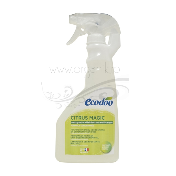 Citrus Magic 4 in 1, spray 500 ml - Ecodoo