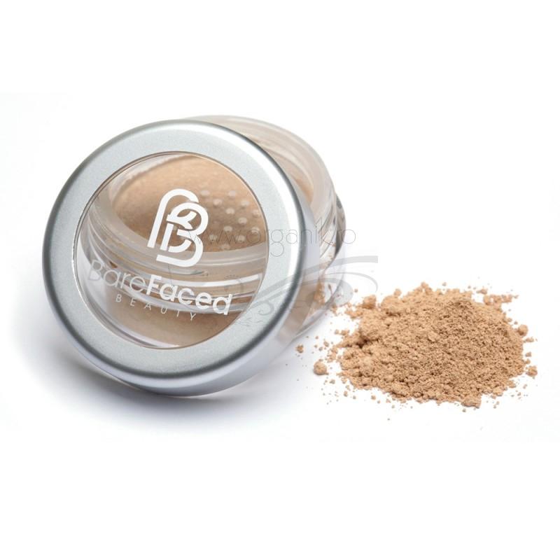 Fond de ten mineral GENTLE, 12g - Barefaced Beauty