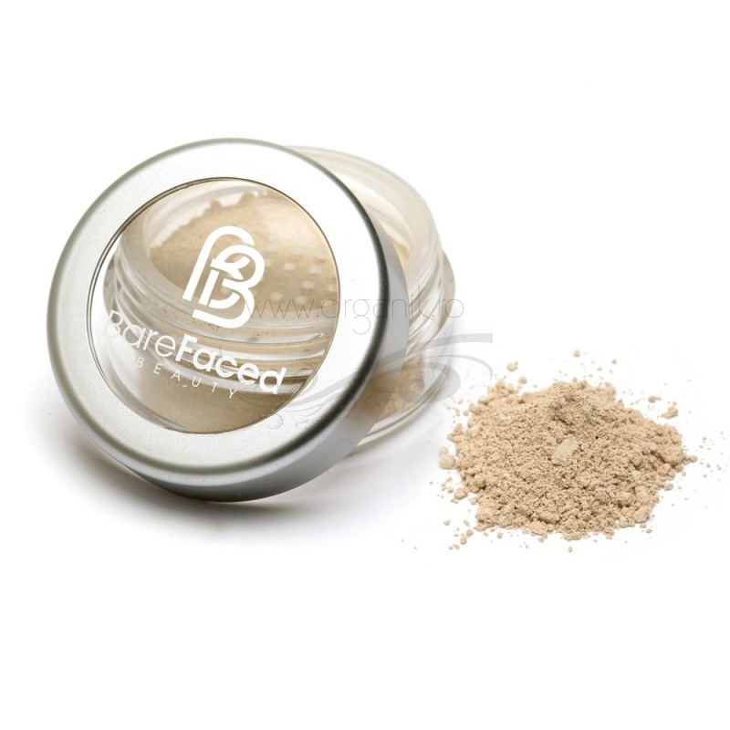 MINI Fond de ten mineral WHISPER, 2.5g - Barefaced Beauty