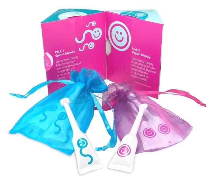 Kit de conceptie pentru probleme de fertilitate - YES baby