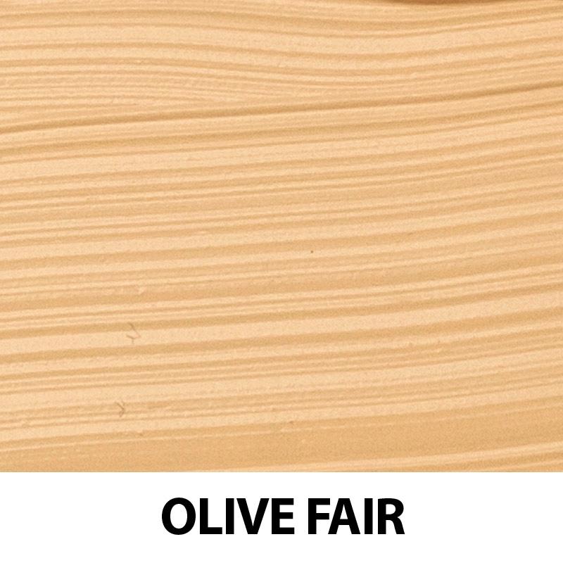 Fond de ten organic cu ingrediente florale, Olive Fair - ZUII Organic