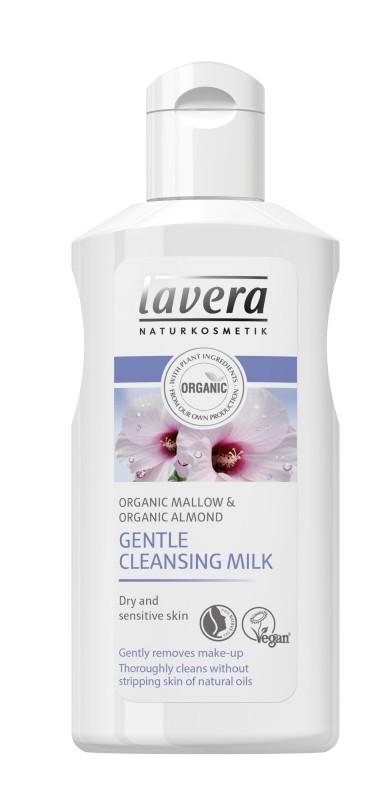 Lapte demachiant bland, pentru ten uscat sau sensibil - LAVERA
