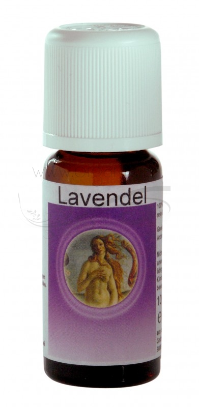 Ulei esential de Lavanda (lavandula angustifolia) organic, 10 ml - Eco Cosmetics