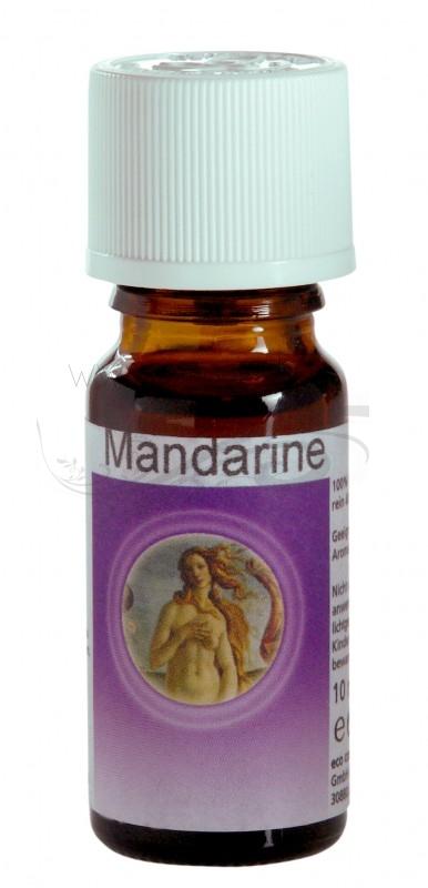 Ulei esential de Mandarina (citrus reticulata) certificat organic Demeter, 10 ml - Eco Cosmetics