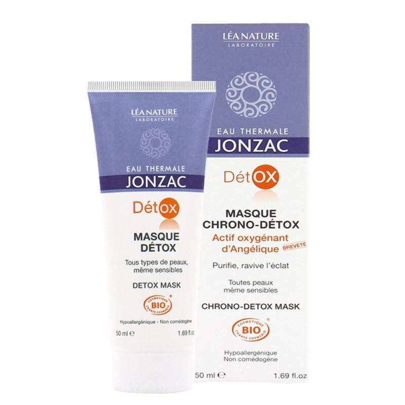 Masca pentru detoxifiere Chrono - Detox, 50 ml - JONZAC
