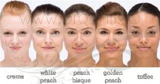 Corector rezistent la transfer, cu pigmenti din fructe, Peach Bisque - 100 Percent Pure Cosmetics