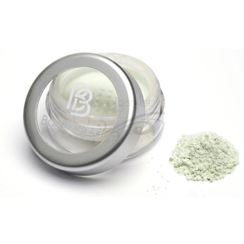 Pudra minerala corectoare antiroseata CALM - Barefaced Beauty