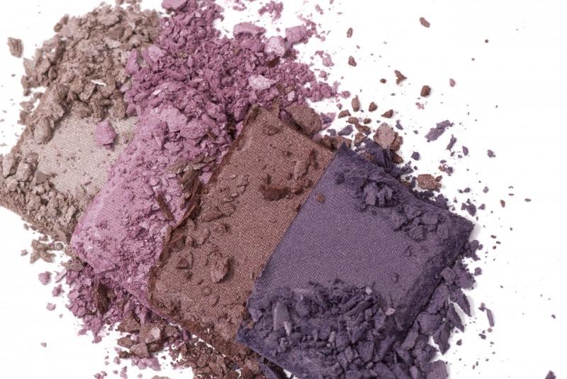 Paleta farduri de pleoape organice cu ingrediente florale, PASSION - ZUII Organic