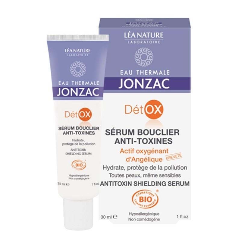 Ser protectie anti-toxine Detox, 30 ml - JONZAC