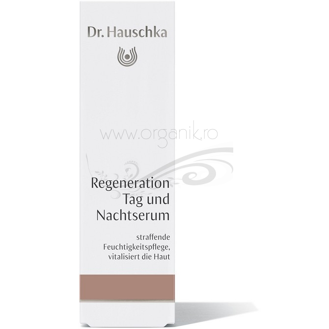 Serum regenerant antiage pentru zi si noapte, 30 ml - Dr. Hauschka