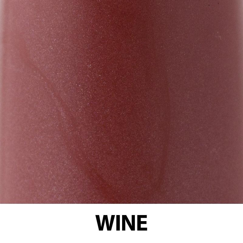 Ruj organic cu ulei de trandafiri, Wine - ZUII Organic