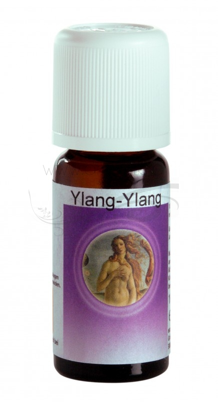 Ulei esential de Ylang-Ylang (cananga odorata) organic, 10 ml - Eco Cosmetics