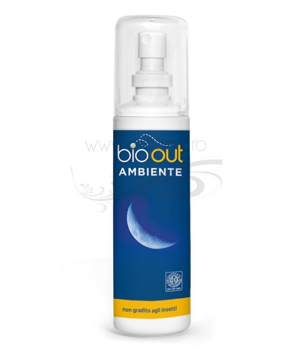Spray de camera bio antitantari, 150 ml - Bio Out