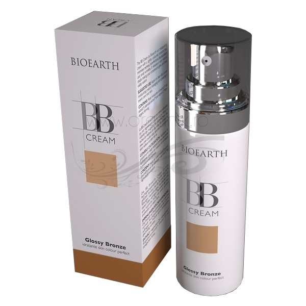 BB Cream beauty balm Glossy Bronze - Bioearth