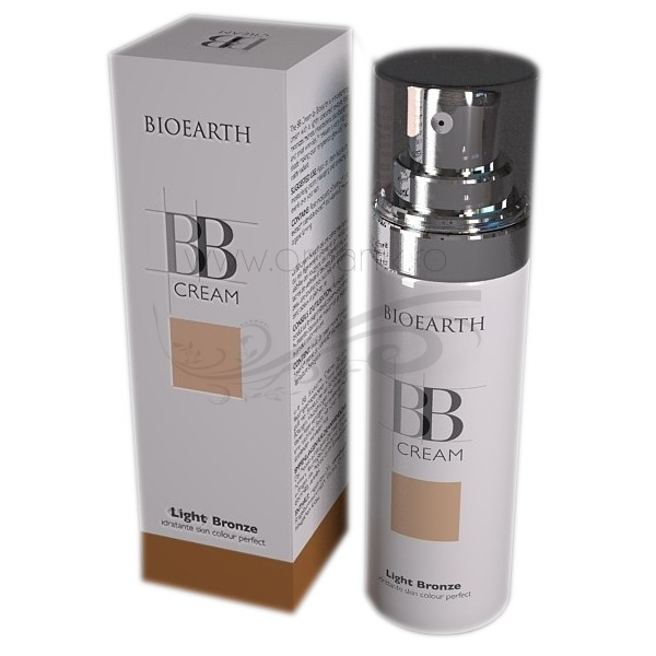 BB Cream beauty balm Light Bronze - Bioearth