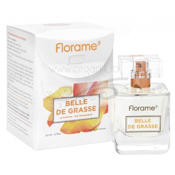 Parfum BIO Belle de Grasse, 50 ml - Florame