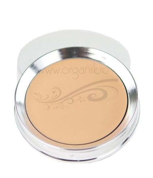 Fond de ten compact White Peach 02 - 100 Percent Pure Cosmetics