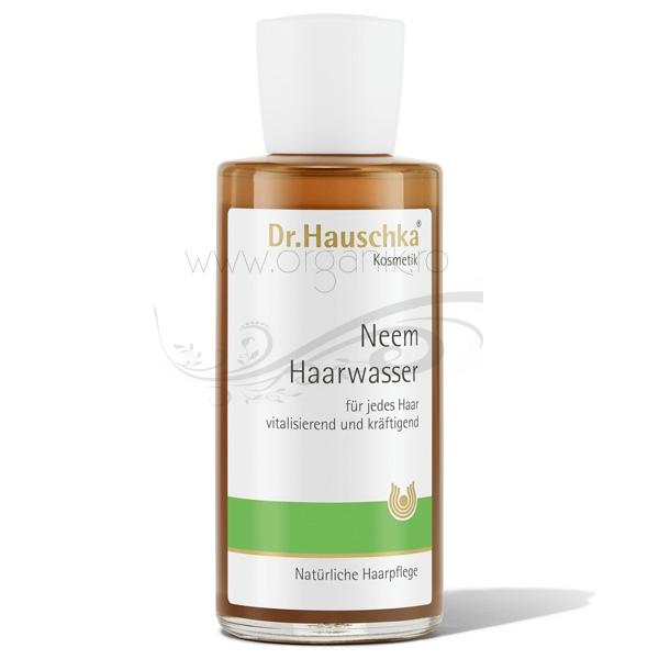 Tonic revitalizant pentru par si scalp cu neem, 100 ml - Dr. Hauschka