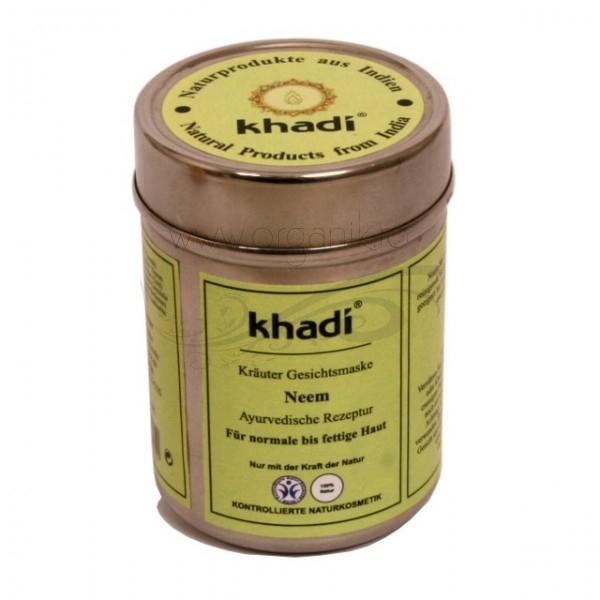 Masca pentru ten si corp cu neem - Khadi