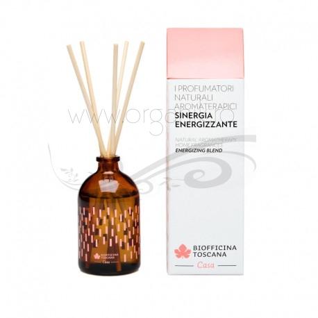 Parfum de camera energizant - Biofficina Toscana