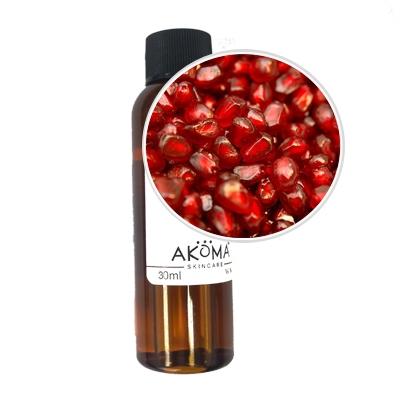Ulei din seminte de rodie, presat la rece, 30 ml - Akoma Skincare