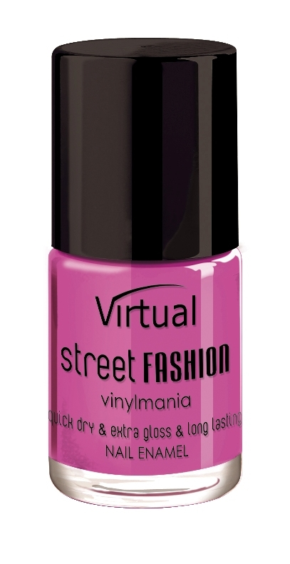 Lac de unghii Crazy Cha Cha 14 - Virtual Street Fashion