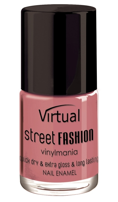 Lac de unghii Mysterious Rose 16 - Virtual Street Fashion