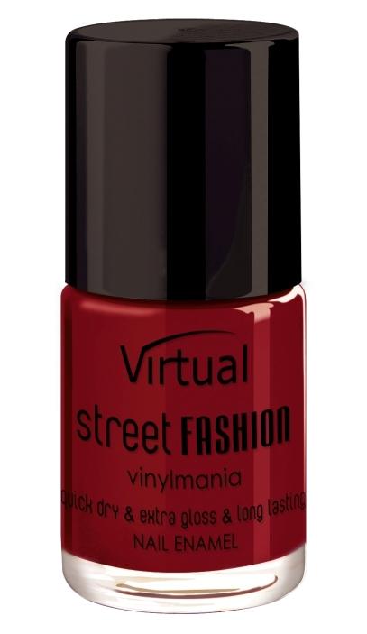 Lac de unghii Red Hot 22 - Virtual Street Fashion