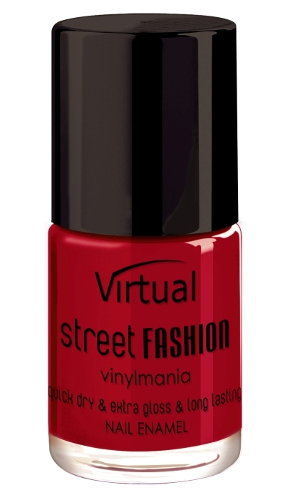 Lac de unghii Lady in Red 24 - Virtual Street Fashion
