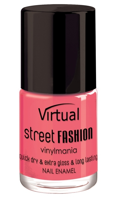 Lac de unghii Satin Rose 30 - Virtual Street Fashion