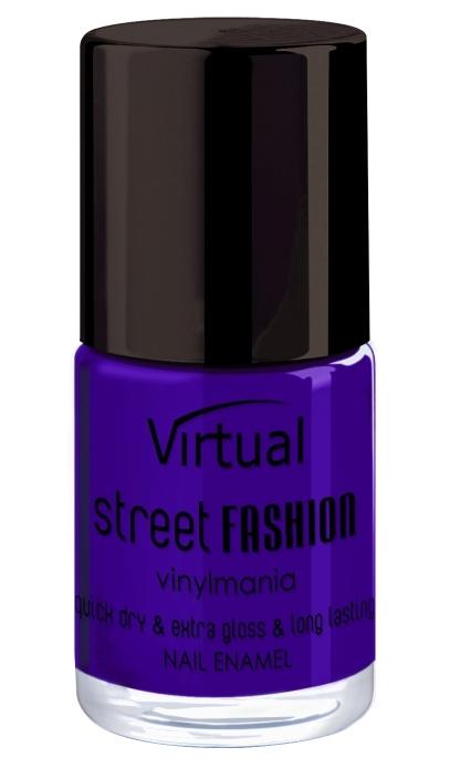 Lac de unghii Indigo 3 - Virtual Street Fashion