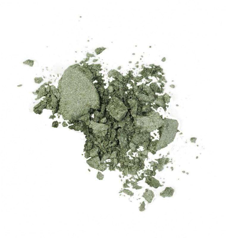 Fard de pleoape iluminator wet & dry, Electric Green 07 - LAVERA