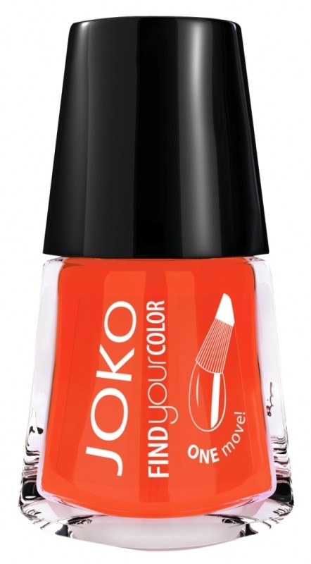 Lac de unghii Spicy Orange 109 - Joko