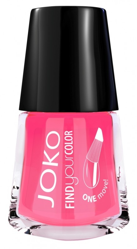 Lac de unghii Crazy Pink 120 - Joko