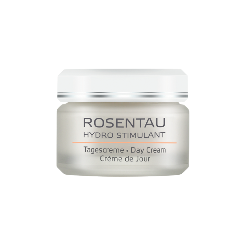 Rose Dew Crema de zi pentru ten deshidratat, 50 ml - Annemarie Borlind